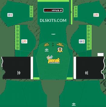 Perak Kit Goalkeeper Home 2019 - DLS Kits - Dream League Soccer Kits 512x512