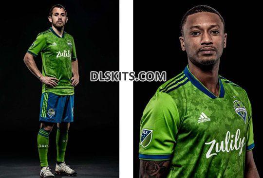 Seattle Sounders FC Kits 2019
