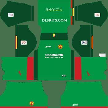 d9cb32508a4 Selangor 2019 Kit Third - DLS Kits - Dream League Soccer Kits URL 512x512