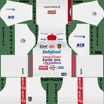 Bali United FC Third Kit 2019 - DLS 19 Kits - Dream League Soccer Kits URL