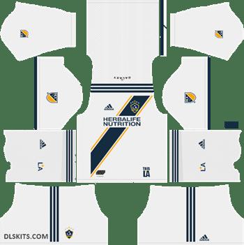 the latest a7588 ea86c LA Galaxy Kits 2019 - Dream League Soccer Kits & Logo