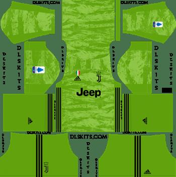 Try These Kit Juventus 2019 Dls Kiper {Mahindra Racing}