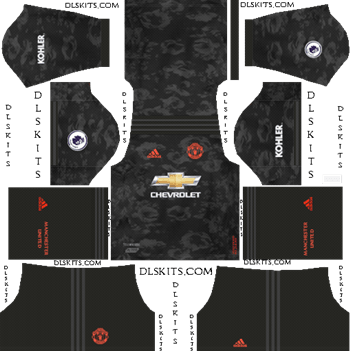Manchester United Kit 2019 2020 Dream League Soccer Kits And Logo