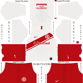SC Internacional Away Kit 2019 - DLS 19 Kits - Dream League Soccer Kits URL