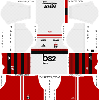 Adidas Flamengo Kits 2019-2020 - Dream League Soccer Kits
