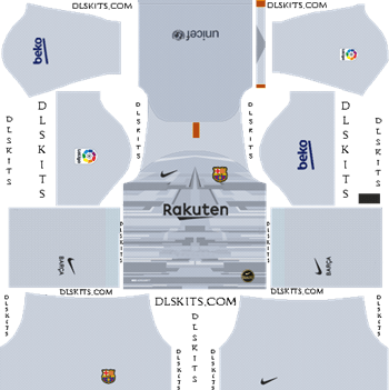 Dream League Soccer Kits Barcelona 2019-2020