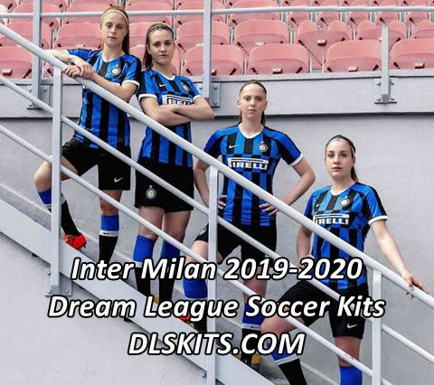 Inter Milan Kits 2019 2020 Dream League Soccer Kits Logo