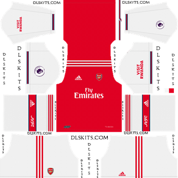Dream League Soccer Kits 2019-2020 [All DLS 19 Kits & Logos]