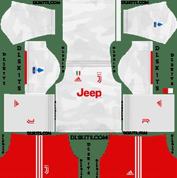 Dream League Soccer Kits Juventus FC Away Kit 2019-2020