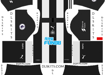 Dream League Soccer 2019 Kits