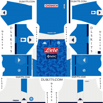 Ssc Napoli 2019 20 Dream League Soccer Kits