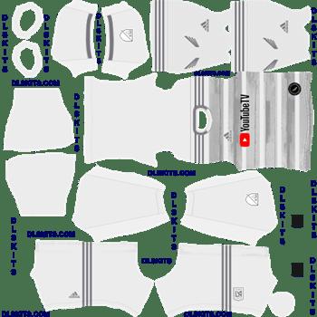LAFC 2020 Away Dream League Soccer Kits