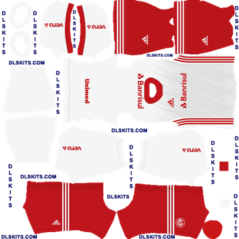 SC Internacional 2020 Away Dream League Soccer Kits