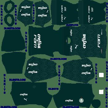 Palmeiras 2020 Home Dream League Soccer Kits