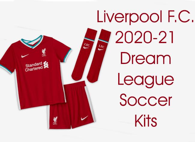Liverpool 2020 21 Dream League Soccer Kits Dls 20 Kits